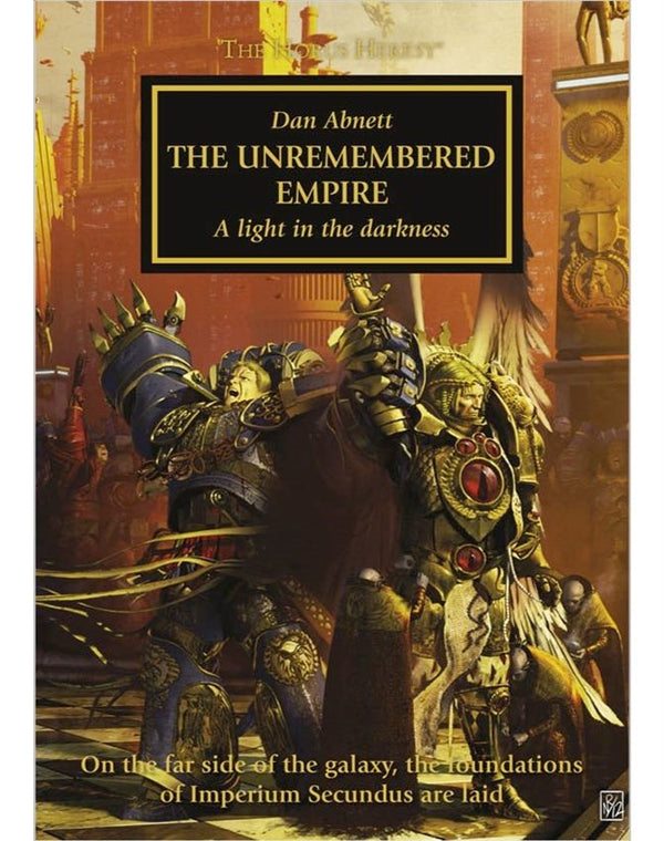 Horus Heresy: The Unremembered Empire (SB)