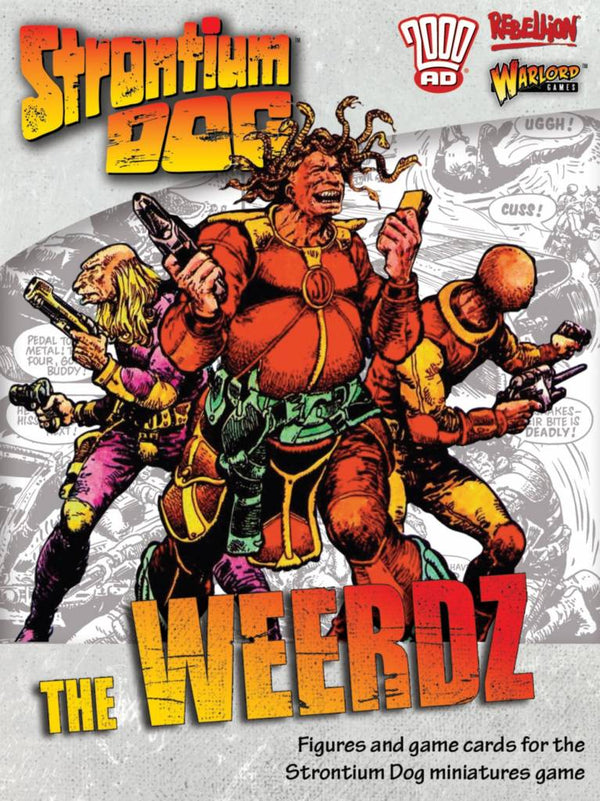 The Weerds - Strontium Dog