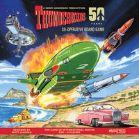 Thunderbirds - Cooperative Board Game 7