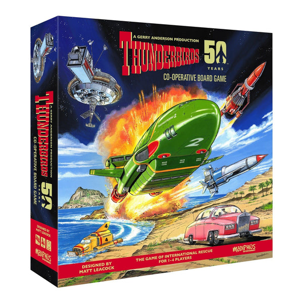 Thunderbirds - Cooperative Board Game