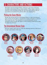 Thunderbirds - the roleplaying game 3