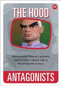 Thunderbirds - the roleplaying game 4