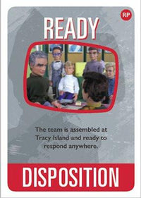 Thunderbirds - the roleplaying game 5