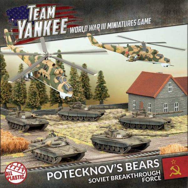 Potecknov's Bears Soviet Breakthrough Force