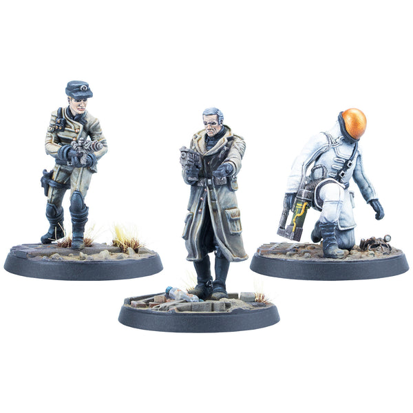 Enclave High Command - Fallout Wasteland Warfare