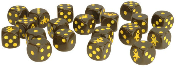 Flames Of War Fighting First US Dice