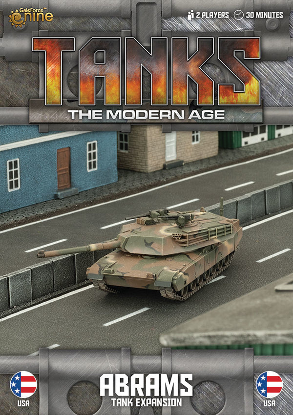 Modern Age: US M1 / M1a1 / Ipm1 Tank Expansion