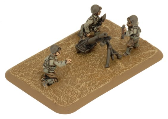 US Mortar Platoon