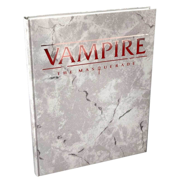 Deluxe Rulebook - Vampire The Masquerade