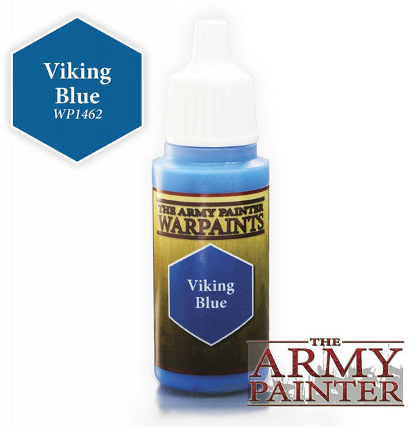 Warpaint - Viking Blue - 18ml
