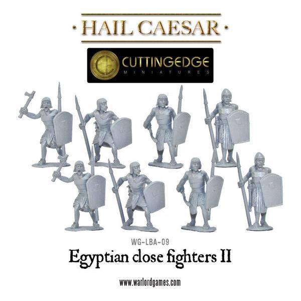 Bronze Age Egyptian Close Quarter Fighters Pack