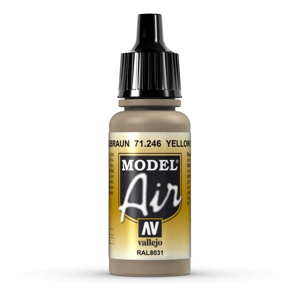 Model Air - Yellow Brown 17ml