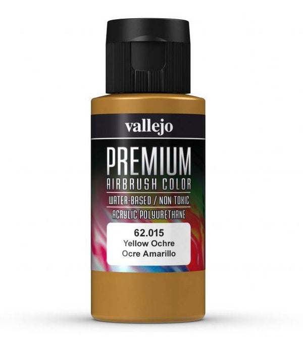 Premium Color - Yellow Ochre 60ml