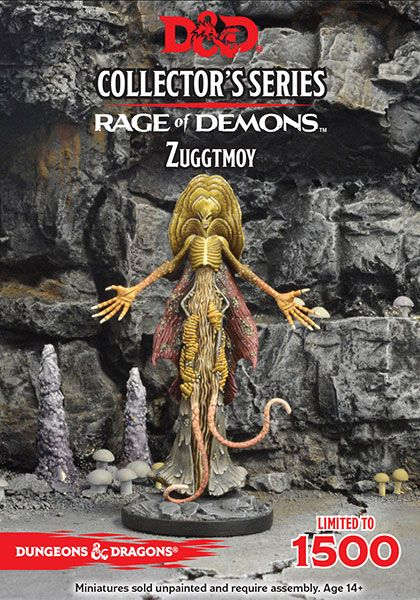 D&D Collector's Series: Demon Lord Zuggtmoy