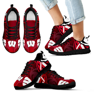 Wisconsin Badgers Limited Edition Sneakers