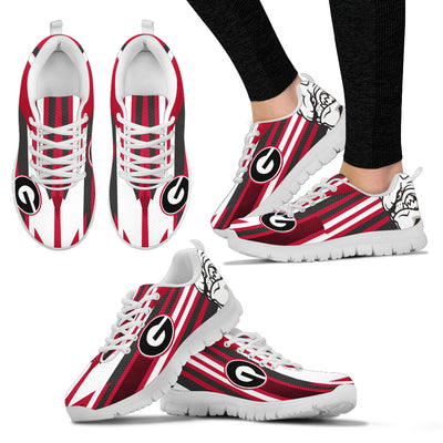 Georgia Bulldogs Sneakers