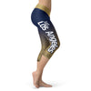 Los Angeles Rams Football Classic Capris