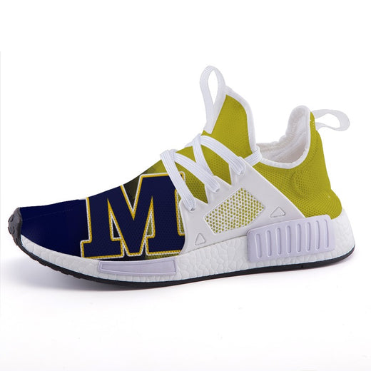 Michigan Wolverine Sports Shoes
