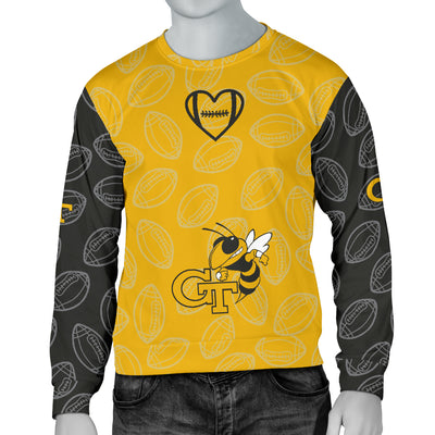 Georgia Tech Sweater - Men's