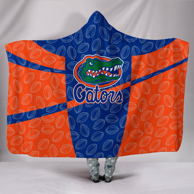 Florida Gators Hooded Blanket