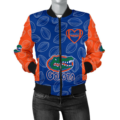 Florida Gators Bomber Jacket - Women's