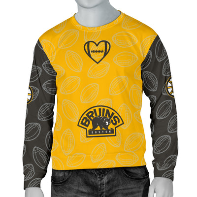 Boston Bruins Sweater - Men's