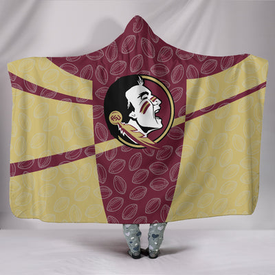 Florida State Seminoles Hooded Blanket