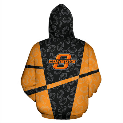 Oklahoma State Cowboys Pullover Hoodie