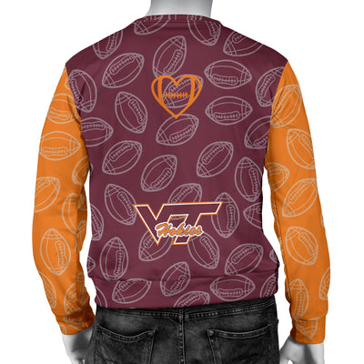 Virginia Tech Hokies Sweater -  Men's