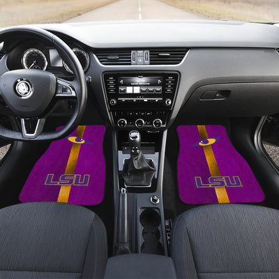 LSU Car Floor Mats
