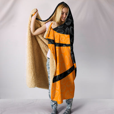 Oklahoma State Cowboys Hooded Blanket