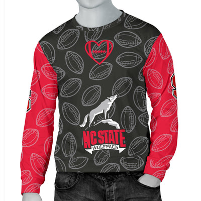 NC State Wolfpack Sweater - Men's
