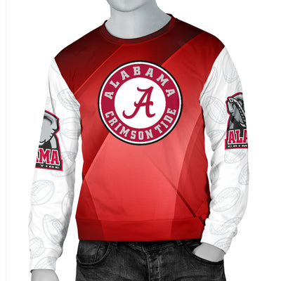 Alabama Crimson Tide Sweater - Men's