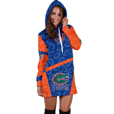 Florida Gators Hoodie Dress