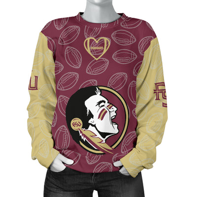 Florida State Seminoles Sweater -  Women's