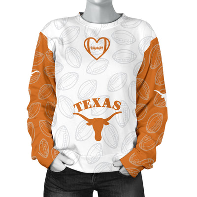 Texas Longhorns Sweater -  Women's