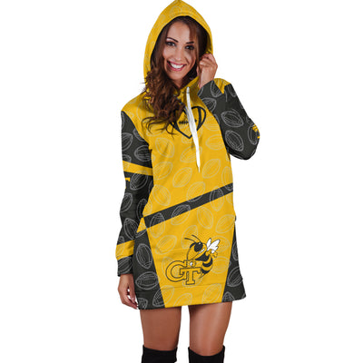 Georgia Tech Hoodie Dress