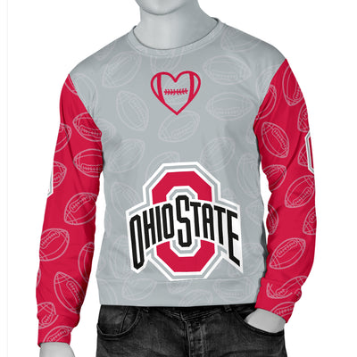 Ohio State Buckeyes Sweater -  Men's