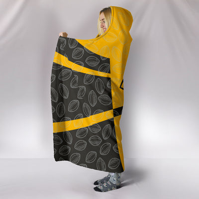 Boston Bruins Hooded Blanket