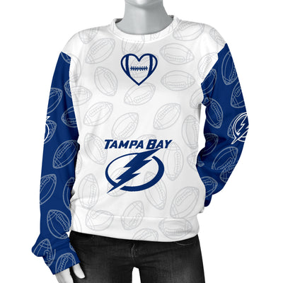 Tampa Bay Lightning Sweater - Women's