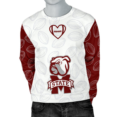 Mississippi State Bulldogs Sweater - Men's