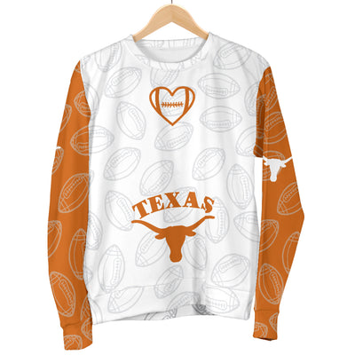 Texas Longhorns Sweater - Men's