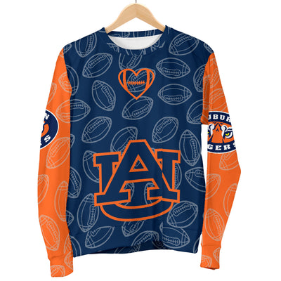 Auburn Tigers Sweater - Women's