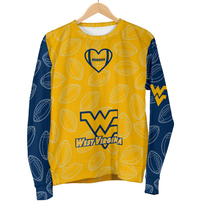 WV Mountaineers Sweater - Men's