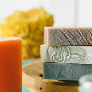 Three Bar Soap Set