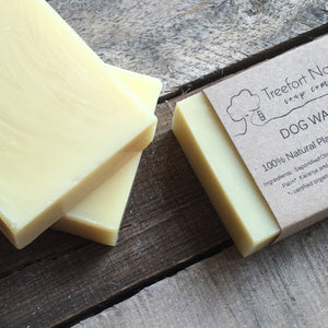 Treefort Naturals Handcrafted dog soap