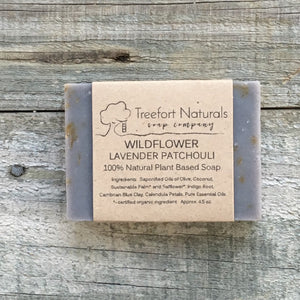 Wildflower Lavender Patchouli Soap