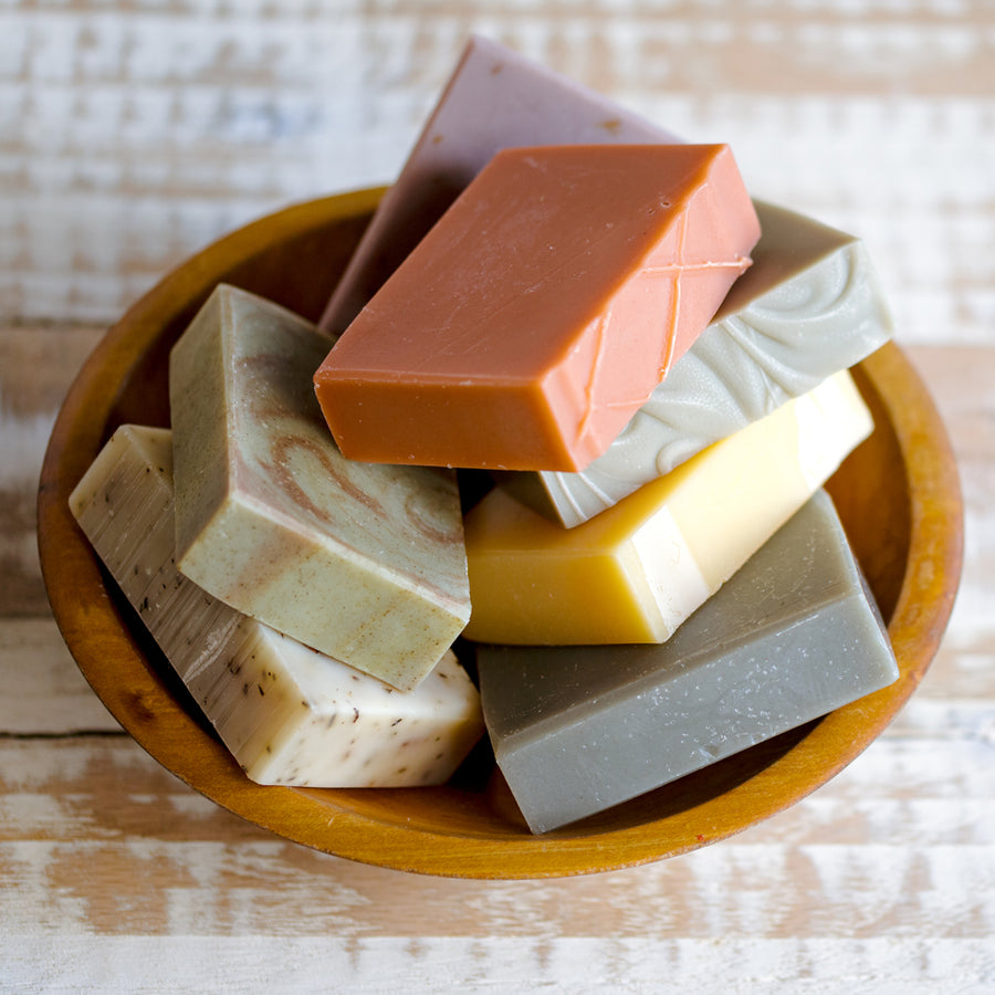 Ten Bar Soap Set