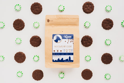 Thin Mint Flavored Coffee - The perfect Valentine's Day Gift For Coffee And Sweet Lovers