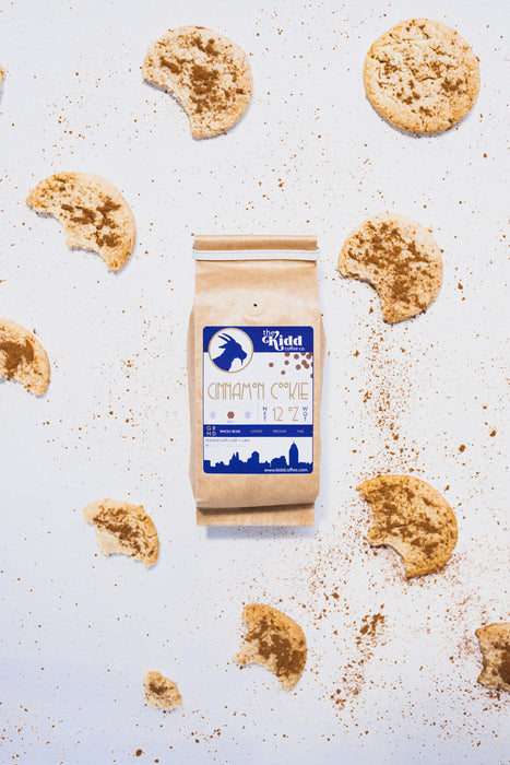 Cinnamon Cookie 12 oz Bag